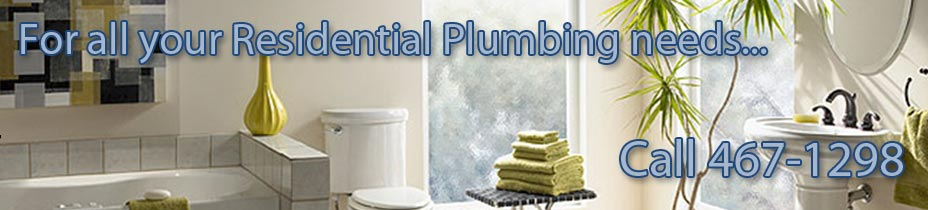 Residential Plumbing Experts