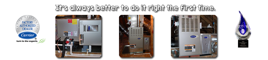 Heating and Cooling - Do It Right